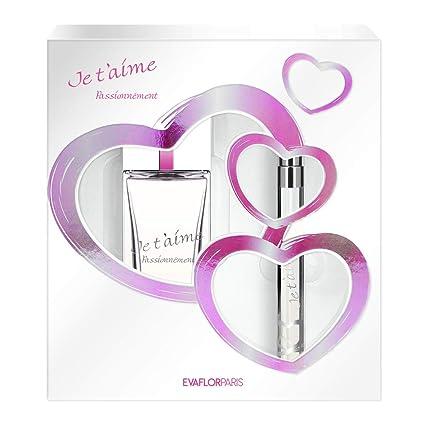 Je T Aime passionnément estuche Eau de Perfume 100 ml/vapo de sac ...