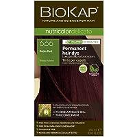 BioKap Nutricolor Rapid 6.66 Ruben Red, 140 milliliters