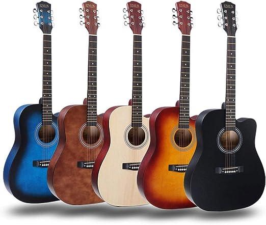 MSHK Pack Guitarra Clásica Española + Funda Kit De Guitarra ...