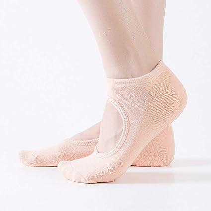 R-Cors Women Yoga Toes Warm Socks Five Fingers Non Slip ...