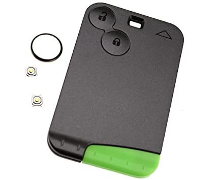 Amazon.com: 2 Button Remote Key Fob Shell Case Cover for ...