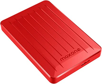 Seagate Backup Plus Slim 160GB USB 3.0 HDD Portable External Hard Drive RED
