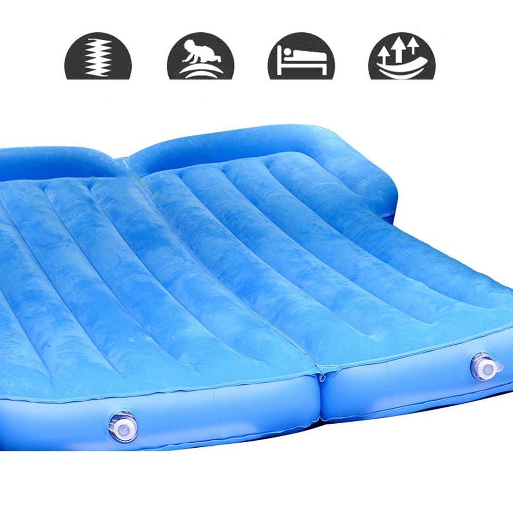 Car bed HUO Faltende aufblasbare Matratze für SUV-Auto-Stamm-kampierendes Bett-Innenministerium-Reise im Freien