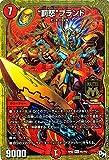 """デュエルマスターズ """"罰怒""""ブランド(マスターレア) マジでB・A・Dなラビリンス!!(DMRP02)"""