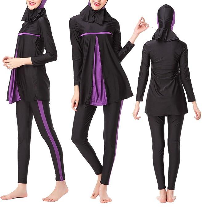 Zhhaijq la longueur totale 2 morceaux des maillots de bain musulmane arabe au moyen - orient d'ensembles bain de natation#H1003 Vente Pas Cher Bonne Vente Prise De Livraison Gratuite Pré Commande À Vendre Paiement De Visa Pas Cher En Ligne lhYadIAr