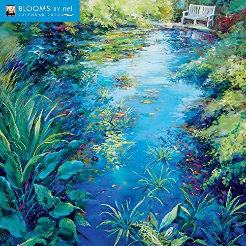 (Blooms by Nel Whatmore Wall Calendar 2020 (Art Calendar))