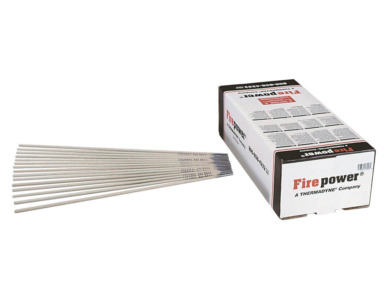 50-Pound Firepower 1440-0198 Type 7018 Arc Welding Electrodes 3//32-Inch Diameter