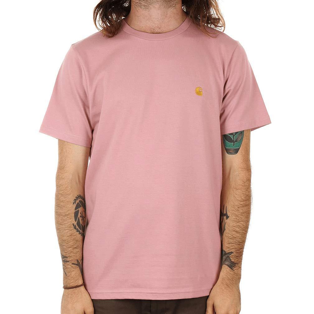 Carhartt Chase Camiseta, Hombre, Blanco, S EU: Amazon.es: Deportes ...