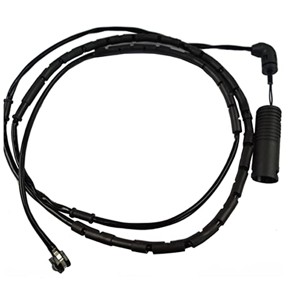 Amazon Com Bapmic Front And Rear Brake Pad Sensor For Bmw 3 Series