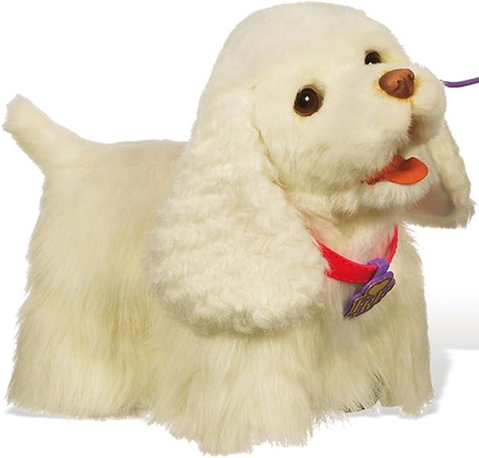 Fur Real Friends Hund zum Spazierengehen, Sofftier