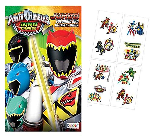 Samurai Tattoo - Power Rangers