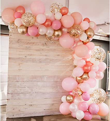 Balloons 11 Pick A Color for Birthdays Showers Weddings Blush Pink Hot Pink Light Blue Neon Yellow Peach Coral Mint Rose Gold Gray