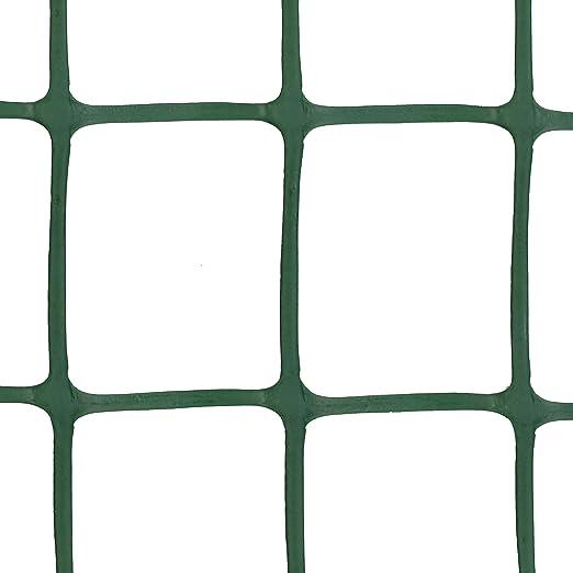 Rete Plastica Per Giardino.Rete Per Rampicanti Tenax Corolla 0 50x5 M Verde Rete In