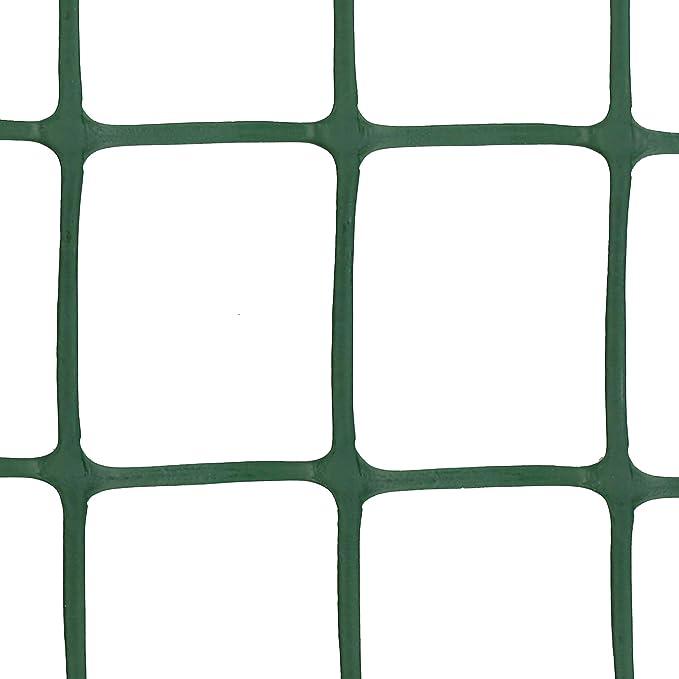 5 x 2m Dimensioni GardenGloss/® Premium Rete per Piante rampicanti con Una Maglia di Grandi Dimensioni per la Raccolta particolarmente redditizia di cetrioli