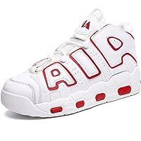 Zapatillas de Baloncesto para Hombres Zapatillas de Deporte Altas Transpirables y cómodas Zapatillas para Correr al Aire…