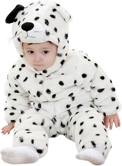 Katara-Pijama Bebé (10+ Modelos) Invierno Disfraz Animal 0-6 Meses ...