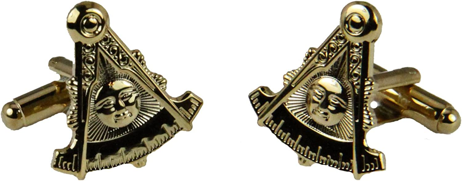 4031792 Past Master Cufflinks Masonic Cuff Links Master Mason Apparel