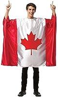 Adult Flag Tunic - UK USA Canada Mexico - Male or Female