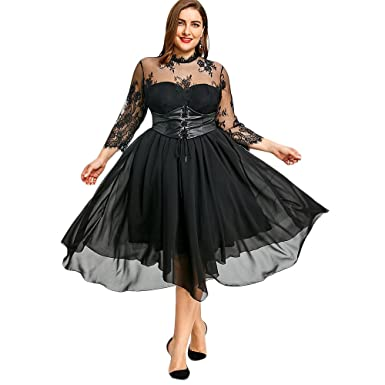 Plus Size Corset Dresses – Fashion dresses
