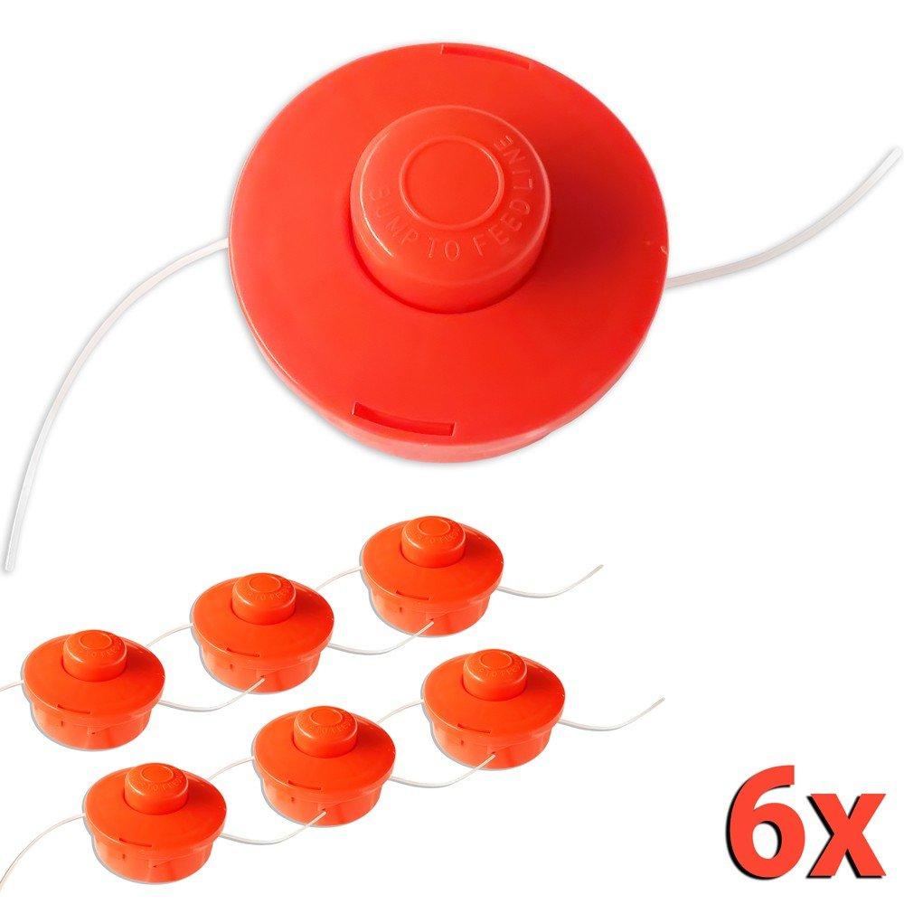 Nemaxx 6X FS1 Cabezal de Doble Hilo semiautomático - Cabezal de ...