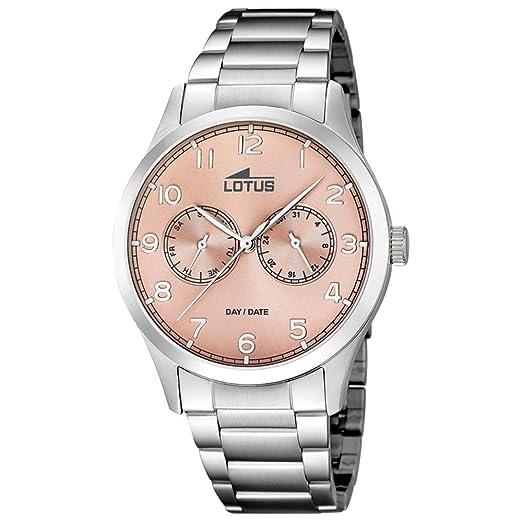 Lotus Classic 15954/C Reloj de Pulsera para hombres Clásico & sencillo
