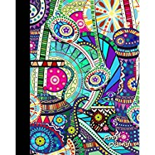 Food Diary: Food Journal / Log / Diet Planner with Calorie Counter ( Softback * 100 Spacious Daily Record Pages & More * Carnival ) (Food Journals for Weight Loss or Allergies)