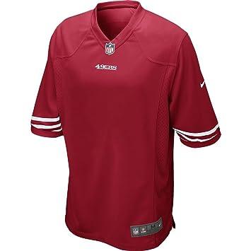 Nike Sf9 NFL Game Team Blnk Camiseta de la línea Liga Nacional de fútbol Americano, Hombre: Amazon.es: Deportes y aire libre