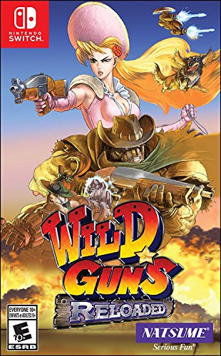 Wild Guns: Reloaded - Nintendo Switch ()