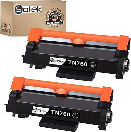TN760 TN730 Toner with Chip for Brother TN760 DCP-L2550DW HL-L2390DW L2395DW Lot