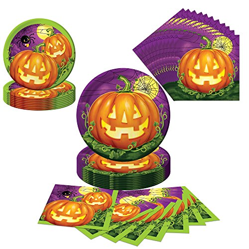 Pumpkin-Patch-Halloween-Party-Pack-with-Plates-Napkins-Serves-8