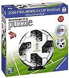 Ravensburger Adidas 2018 World Cup Puzzle Ball 3D (540 Piece), Multicolor