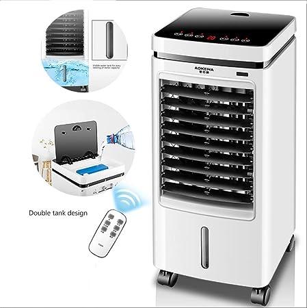 Ventilador de hielo con enfriador de aire portátil con ...