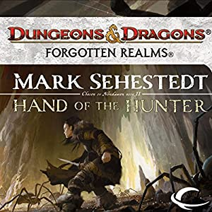 Hand of the Hunter Audiobook