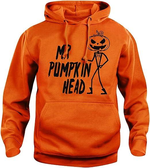 Reverb Clothing Sweat shirt à capuche Homme orange