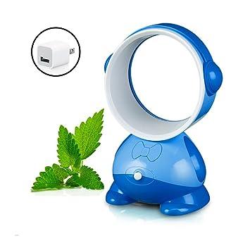 Fantastisch YAN Blattloser Ventilator, Baby Ventilator  USB Miniluftkühlungs Conditioner Sommer Handkühlventilator