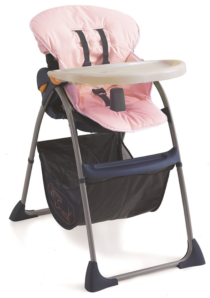 Italbaby Universal High Chair PVC Cover, Pink, Multi-Color, One Size Italbaby Srl Italbaby_050.6100-01