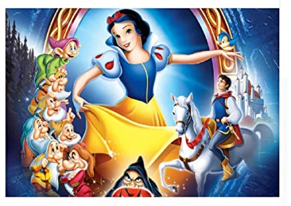 Amazoncom 5d Diy Diamond Painting Cartoon Disney Cross Stitch Kit 15