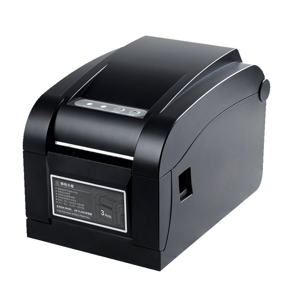 80MM Direct Thermal Receipt POS Printer MUNBYN with USB Ethernet Port For Restaurant, Shop, Home Business white color ESC/POS
