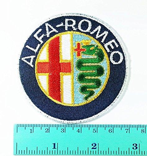 3 Patch Alfa Romeo Motorsport Car