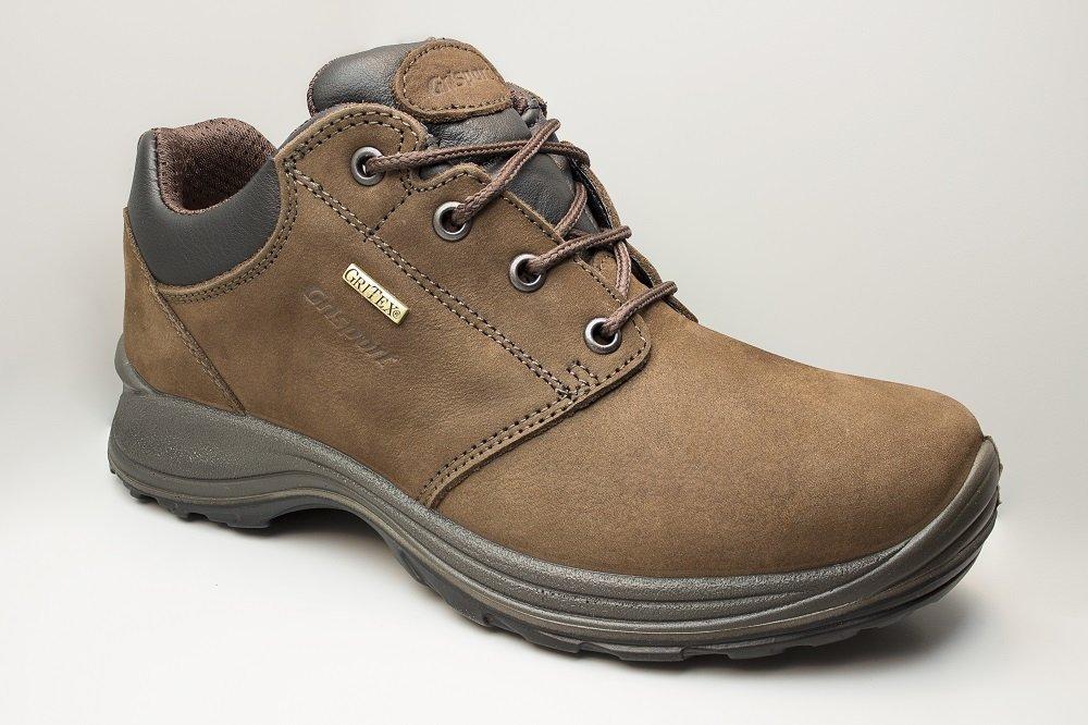 grauport GRS113-39 Origin Gritex Schuhe Größe 39 braun 2 Stück