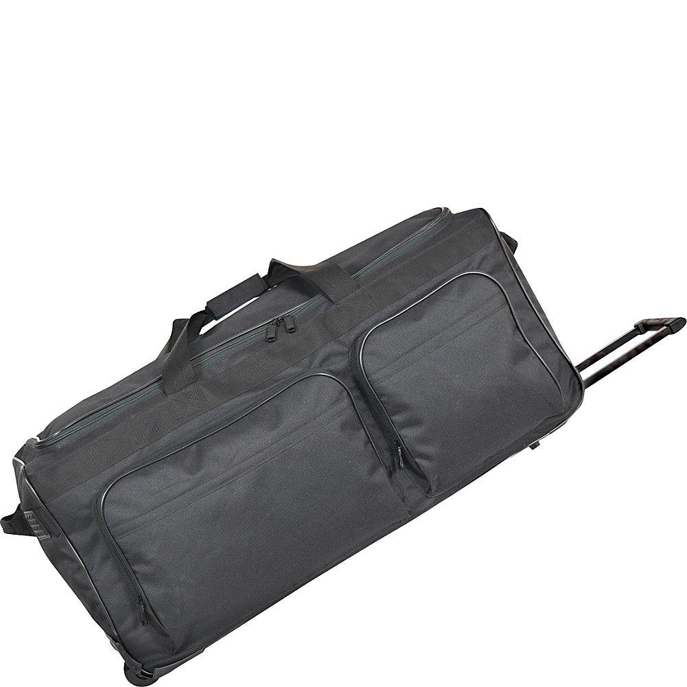 Black Netpack 30 Travel Light II Wheeled Duffel