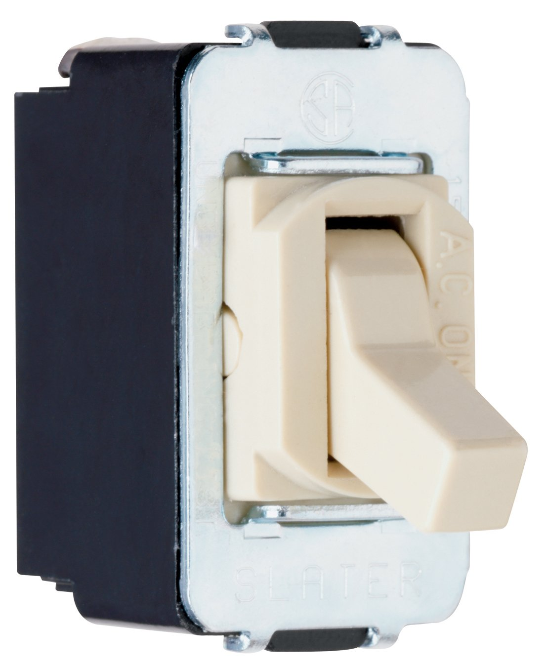 Legrand Pass Seymour Acd1icc8 Despard Toggle Switch Single Pole Wiring A 3 Way 15 Amp 120 277 Volt Ivory Wall Light Switches