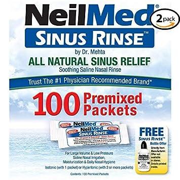 Amazon.com: NeilMeds - Enjuague sinusal extra fuerte ...