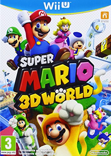 Super Mario 3d World Amazon Es Videojuegos