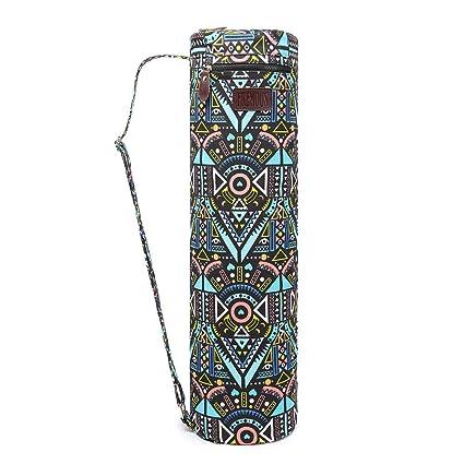 Bolsa de transporte para esterilla de yoga, de Fremous; unisex, con bolsillos de almacenamiento multiusos, portátil