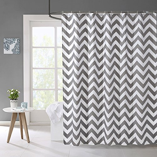 DECMAY Waterproof Shower Curtain 72