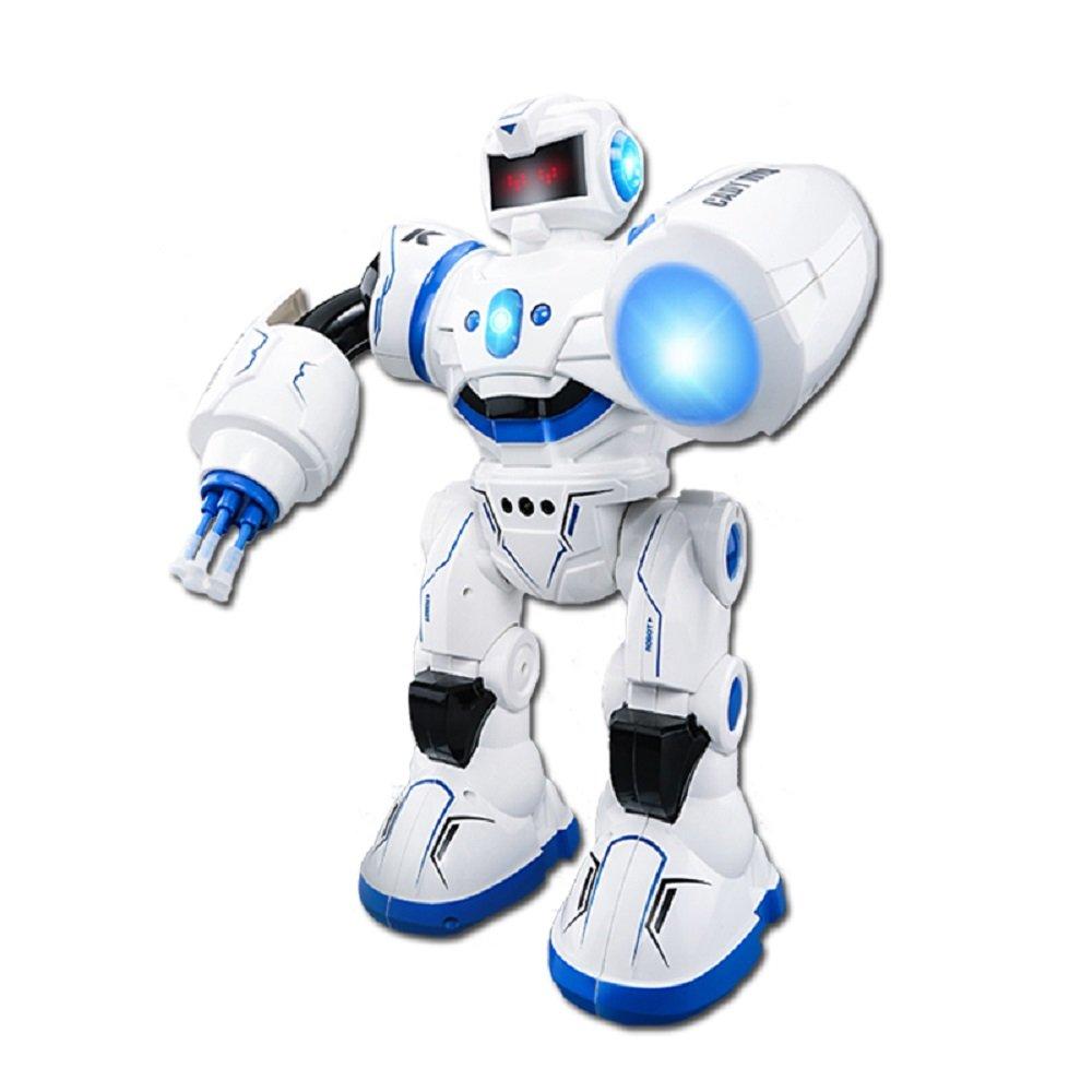 Hi-Tech 2.4GHz Wireless Remote Control Interactive Robot RC Robot Toy for Boys, Girls, Kids, Children