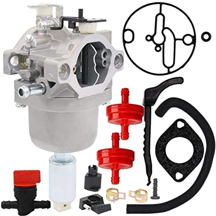 HOOAI 799727 Carburetor for Briggs & Stratton 698620 690194 791886 499153  498061 14hp 15hp 16hp 17hp 18hp Carb