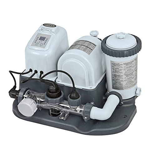 Salt water pool systems - Salt water pumps for swimming pools ...