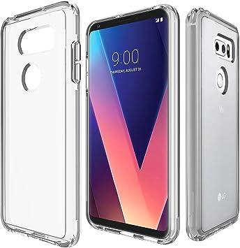 Funda para LG V30,MUTOUREN Carcasa para LG V30 Silicona TPU ...
